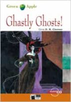 ghastly ghosts (libro y cd) gina d.b. clemen 9788431658724