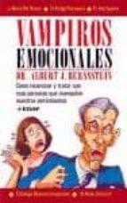 vampiros emocionales-albert j. bernstein-9788441409224
