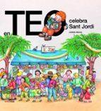 en teo celebra sant jordi-violeta denou-9788448003524