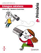 El libro de Supercompetents en... llengua catalana 4º primaria construim quadern d activitats ed 2015 autor VV.AA. PDF!
