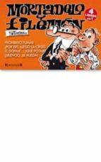 mortadelo y filemon (4 libros en 1 (contiene: prohibido fumar; ¡p or isis, llego la crisis!; el dopaje ¡que potaje!; ¡silencio, se rueda!) (coleccion librinos)-francisco ibañez-9788466648424