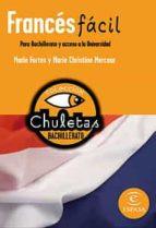 frances facil para bachillerato (chuletas)-9788467028324