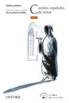 cuentos españoles de terror (el arbol de la lectura. clasicos ada ptados y antologias)-9788467354324