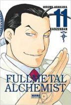 fullmetal alchemist kanzenban 11-hiromu arakawa-9788467914924