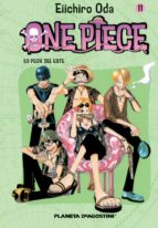 one piece nº 11-eiichiro oda-9788468471624
