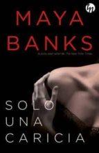 solo una caricia maya banks 9788468787824