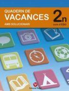 quadern vacances 2n eso-9788478873524