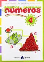 jugamos y pensamos con los numeros 4 (2º curso primaria) victor m. burgos alonso jaime martinez montero jesus perez gonzalez 9788481051124
