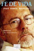 fe de vida: memorias-jose ramon recalde-9788483109724