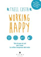 working happy-txell costa-9788483308424