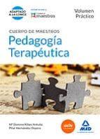 cuerpo de maestros pedagogía terapéutica. volumen práctico 9788490931424