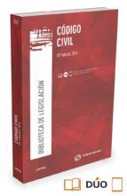 civitas: codigo civil (39ª ed.) jose antonio pajares gimenez 9788491358824