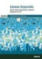 temari comu i questionaris (vol. ii): subgrups a1 i a2 cossos especials. generalitat de catalunya-9788491470724