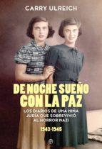 de noche sueño con la paz (ebook) carry ulreich 9788491641124