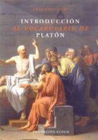 introducción al vocabulario de platón (ebook) gregorio luri 9788415085553