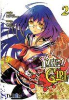yakuza girl nº 2-masaki motonaga-9788492725724