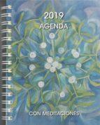 agenda con meditaciones 2019-rudolf steiner-9788492843824