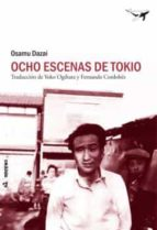 ocho escenas de tokio-osamu dazai-9788493907624