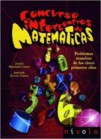 concurso intercentros matematicas joaquin hernandez gomez juan jesus donaire moreno 9788496566224