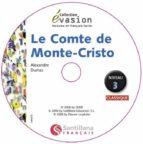 evasion 3 pack le comte de monte cristo + cd-9788496597624