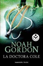 la doctora cole-noah gordon-9788496940024