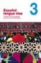 español lengua viva 3: cuaderno de actividades + cd-rom-9788497130424