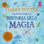 harry potter: un viaje por la historia de la magia-j.k. rowling-9788498388824