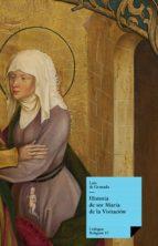 historia de sor maría de la visitación (ebook)-luis de granada-9788498979824