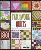 patchwork y quilts-marian garcia-virginia pampliega-9788499283524