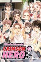 crimson hero nº 20 mitsuba takanashi 9788499473024