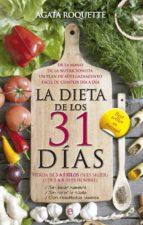 la dieta de los 31 dias agata roquette 9788499705224