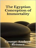 the egyptian conception of immortality (ebook)-9788827509524