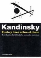 punto y linea sobre el plano-vasili kandinsky-9789507220524