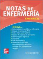 r notes guia de bolsillo para enfermeria enhren myers 9789701064924