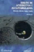 diseño de acueductos y alcantarillados ricardo alfredo lopez cualla 9789701504024