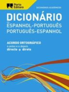 El libro de Dicionario espanhol-portugues/portugues-español autor VV.AA. DOC!
