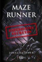the maze runner files: expedientes secretos james dashner 9789876127424