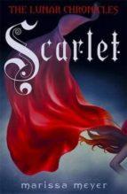 lunar chronicles: scarlet marissa meyer 9780141340234