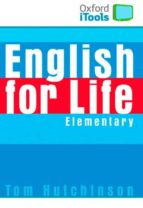 english for life elementary itools dvd-rom pack-9780194330534