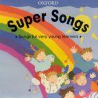 super songs  (cd) 9780194546034