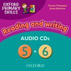 oxford primary skills 5-6 class cd-9780194674034