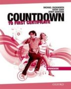 countdown to first certificate (workbook without key and student  s audio cd pack) (new edition) 9780194801034