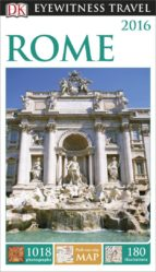 El libro de Dk eyewitness travel guide: rome autor VV.AA. PDF!