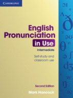 english pronunciation in use second edition (intermediate) book with answers and cd rom/audio cds (4) mark hancock 9780521185134