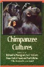 chimpanzee cultures-9780674116634