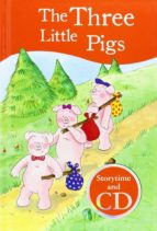 story the three little pigs + cd-9781445470634