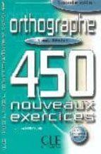orthographe: 450 nouveaux exercices (niveau debutant)-laurent hermeline-9782090335934