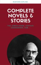 rudyard kipling: the complete novels and stories (lecture club classics) (ebook)-9782377930234