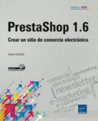 prestashop 1.6 - crear un sitio de comercio electronico-didier mazier-9782746092334