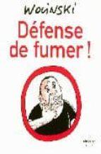 Descargar libros de Epub Defense de fumer